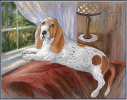 Art: My Sweet Margo ~ Commission Work ~ Sold by Artist Patricia  Lee Christensen