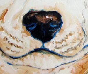 Detail Image for art BINGO BULL TERRIER