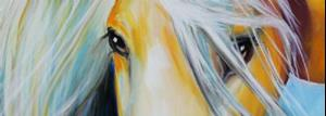 Detail Image for art STAND BY ME EQUINE