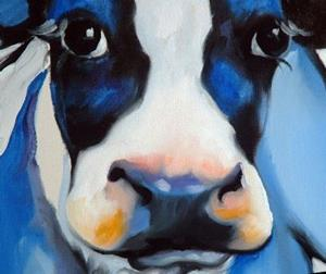 Detail Image for art MY FAT COW