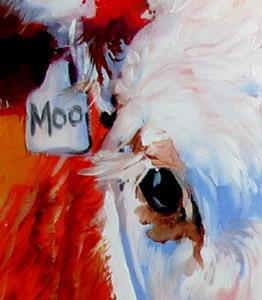 Detail Image for art MOO ME COW
