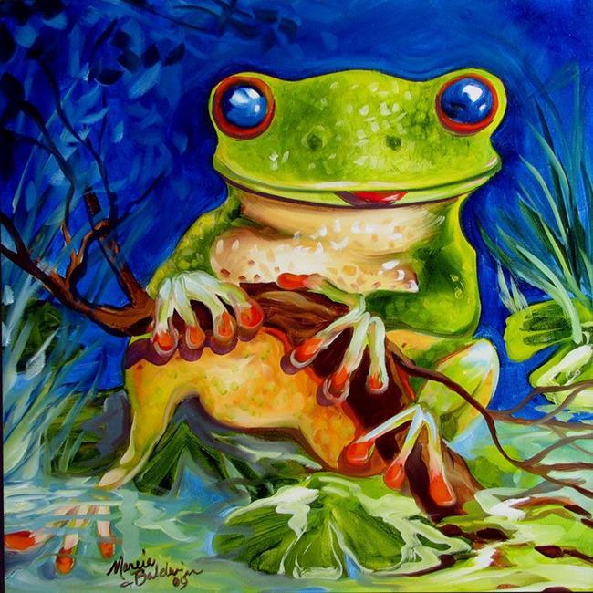 Favorite art of Marcia Baldwin Currently viewing FROG FUN ...