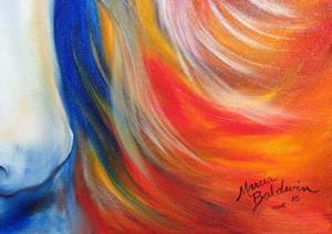 Detail Image for art WHISPER EQUINE ARABIAN