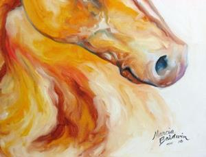 Detail Image for art GOLD ARABIAN