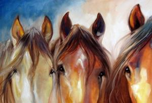 Detail Image for art AMIGOS THREE