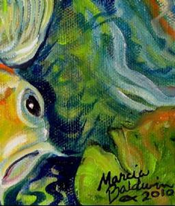 Detail Image for art MINI KOI