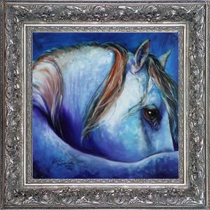 Detail Image for art MOONSTRUCK BLUE APPY