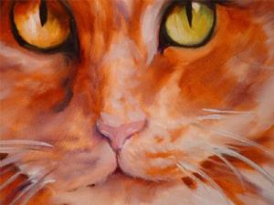 Detail Image for art SWEET KITTY TABATHA