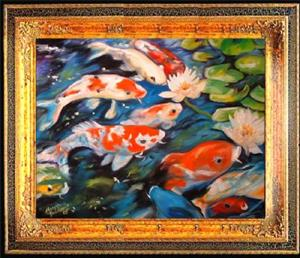 Detail Image for art KOI