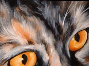 Detail Image for art SWEET KITTY ROMEO