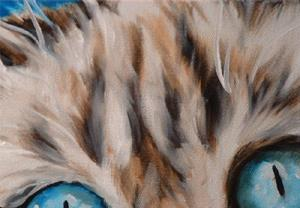 Detail Image for art SWEET KITTY JULIET