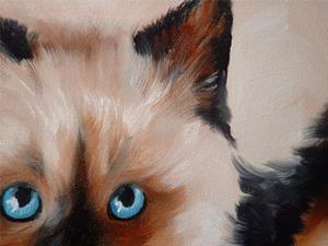 Detail Image for art SWEET KITTY PRISCILLA