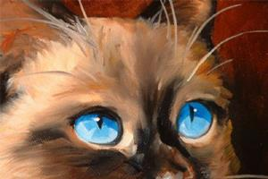 Detail Image for art SWEET KITTY SAMMY