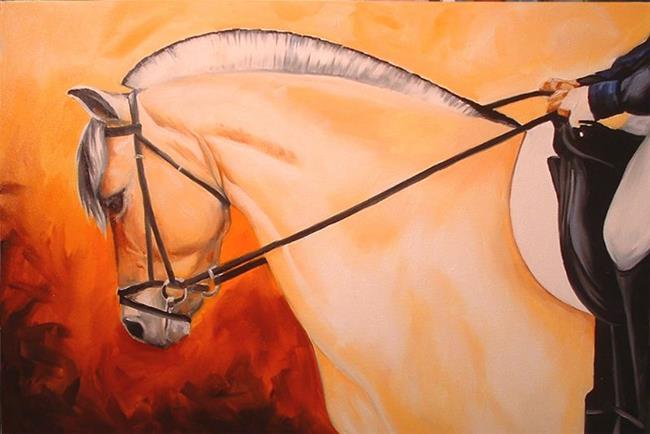 Art: Spirit Regal by Artist Marcia Baldwin