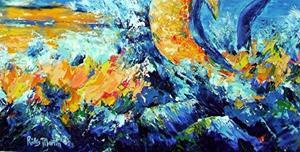 Detail Image for art Sailfish Abstract