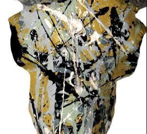 Detail Image for art Ram Skull