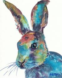 Art: I'm just a Hare-y Guy - sold by Artist Ulrike 'Ricky' Martin