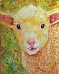 Art: Lamb by Artist Ulrike 'Ricky' Martin