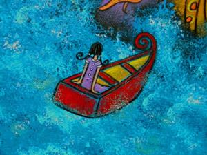 Detail Image for art Land Meets Sea