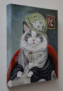 Detail Image for art Catness EverQueen