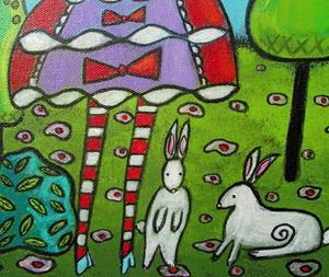Detail Image for art Bunny-Girl