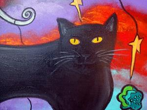 Detail Image for art Cats Rule