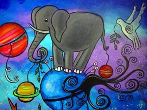 Detail Image for art Balance