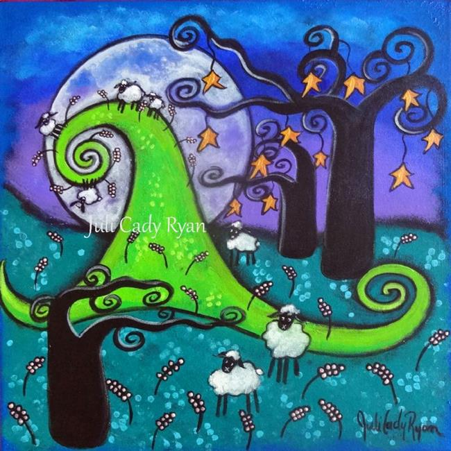 Art: Lost by Artist Juli Cady Ryan