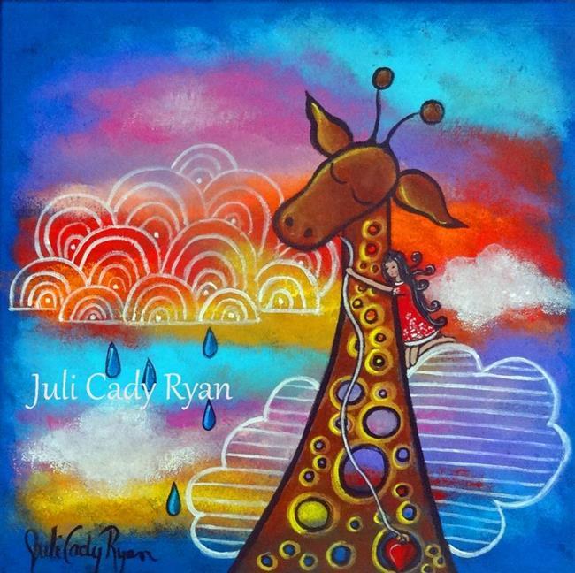 Art: It's All About Love II by Artist Juli Cady Ryan