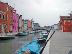 Detail Image for art Grey and Gloomy Burano