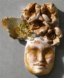 Art: Blossom by Artist Deborah Sprague