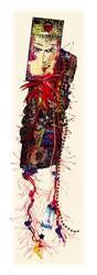 Art: Zorah by Artist Kathy Morton Stanion