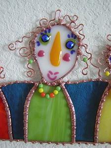 Detail Image for art Girlfriends Class Reunion