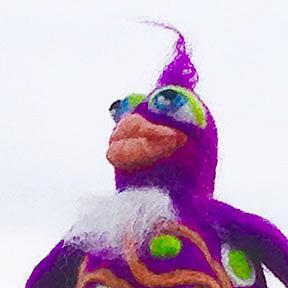 Detail Image for art Flutter Butz, Super Bird