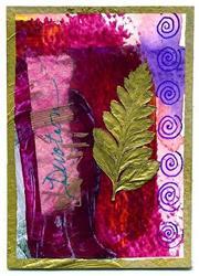 Art: Devotion by Artist Christine Wasankari