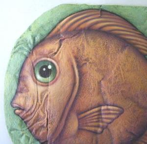 Detail Image for art Russet Fish