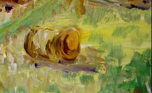 Detail Image for art Hay Bails