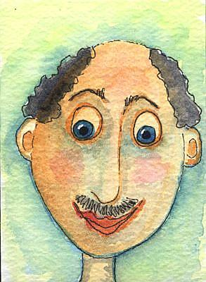 Art: Mr. Haberdash by Artist Dianne McGhee