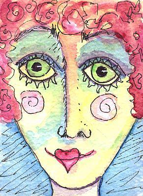 Art: Zelda by Artist Dianne McGhee