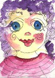 Art: Gidget by Artist Dianne McGhee