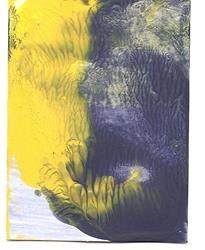 Art: Sun Comes Up original ACEO ATC by Artist Nancy Denommee