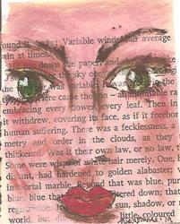 Art: The Eyes Have It by Artist Nancy Denommee