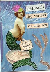 Art: Beneath the Waters of the Sea by Artist Nancy Denommee