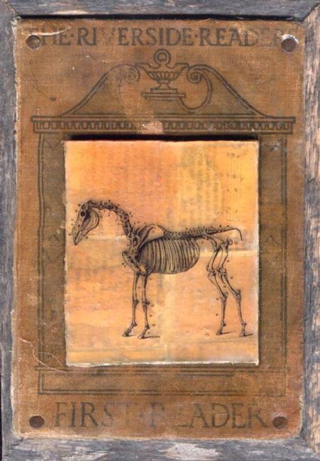 Art: Equus by Artist Aria Nadii