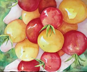 Detail Image for art Handful Harvest