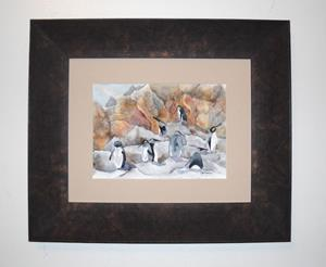 Detail Image for art Penguins