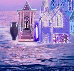 Detail Image for art Scorpio City Universe