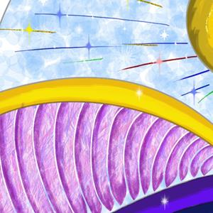 Detail Image for art Winging It Mandala