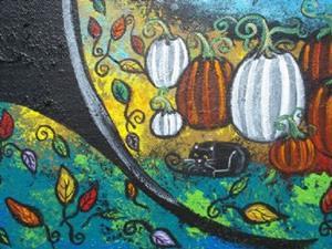 Detail Image for art Autumn Mischief