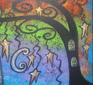 Detail Image for art Autumn Love